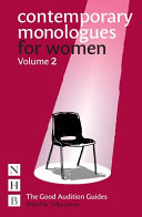 Contemporary Monologues for Women: Volume 2