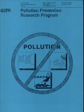 Pollution Prevention Research Program, Epa