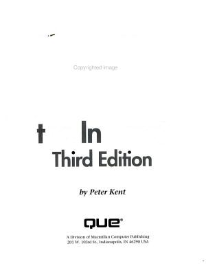 The Complete Idiot s Guide to the Internet PDF