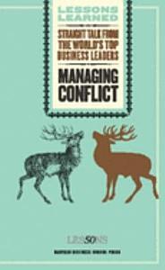 Managing Conflict Book