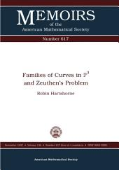 Families of Curves in P^3 and Zeuthen's Problem
