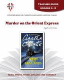 Murder on the Orient Express Teacher Guide PDF