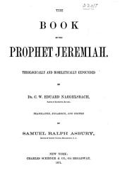 A Commentary on the Holy Scriptures: Jeremiah, Lamentations