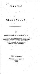 Treatise on Mineralogy: Volume 1