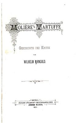 Moli  re s Tartuffe PDF