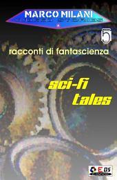 Indeed stories 5 (racconti di fantascienza)