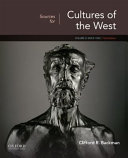 Sources For Cultures Of The West