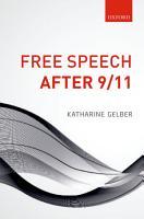 Free Speech After 9 11 PDF