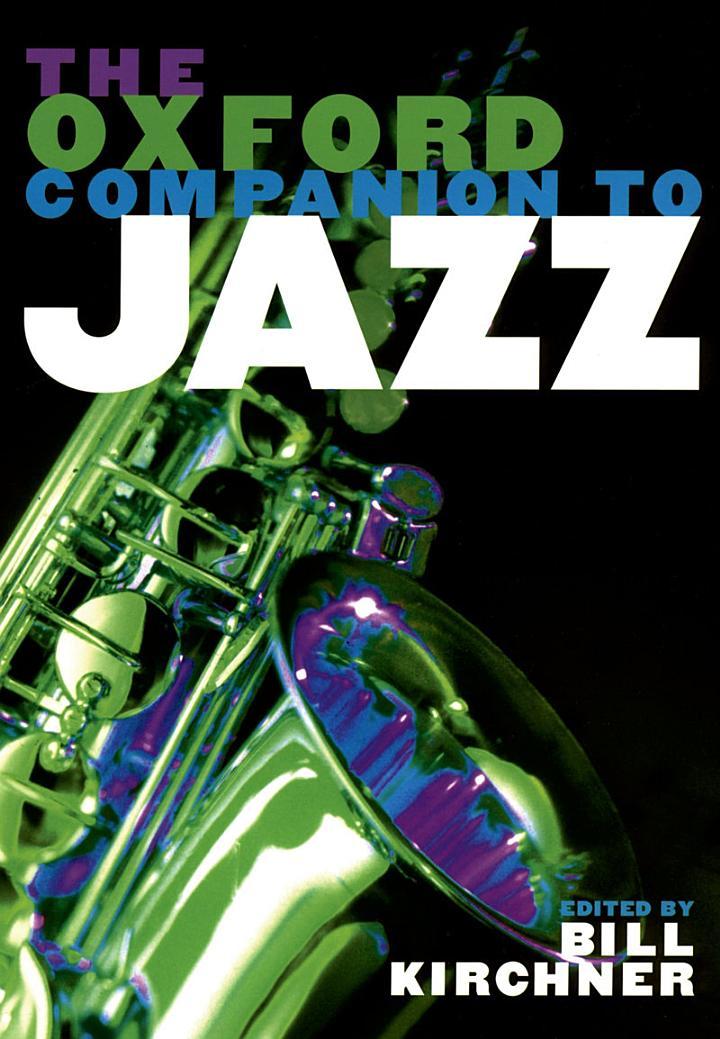 The Oxford Companion to Jazz
