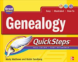 Genealogy QuickSteps PDF