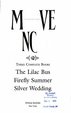 Three Complete Books PDF
