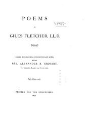 Poems by Giles Fletcher, LL.D. (1593.)