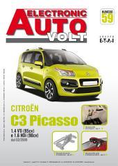 Manuale di elettronica Citroen C3: Picasso 1.4 VTi e 1.6 HDi - EAV59