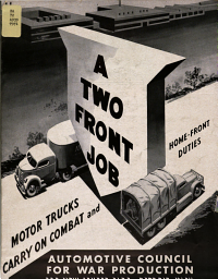 A Two Front Job Book