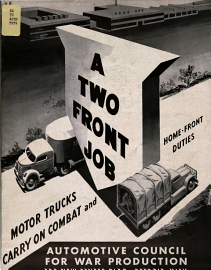 A Two Front Job