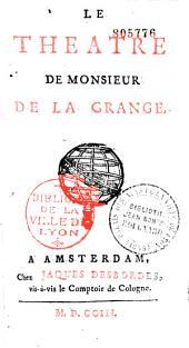 Le Théâtre de M. de La Grange