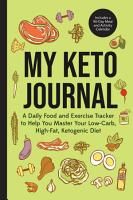 My Keto Journal PDF