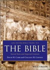An Introduction to the Bible PDF