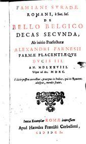 De Bello Belgico: Volume 2
