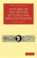 Outlines of the History of Ethics for English Readers PDF