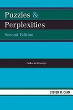 Puzzles   Perplexities PDF