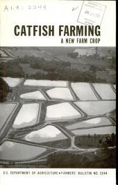 Farmers' Bulletin: Issue 2244