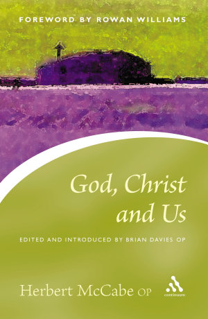 God  Christ and Us
