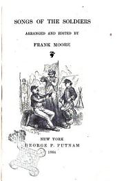 Songs of the Soldiers Arranged and Edited by Frank Moore