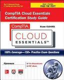 CompTIA Cloud Essentials Certification Study Guide  Exam CLO 001  PDF