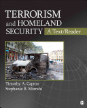 Terrorism   Homeland Security Book