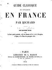 Guide classique du voyageur en France
