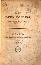Les deux cousins: Histoire véritable