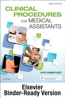 Clinical Procedures for Medical Assistants   Binder Ready PDF