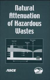 Natural Attenuation of Hazardous Wastes