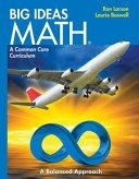 Big Ideas Math Book