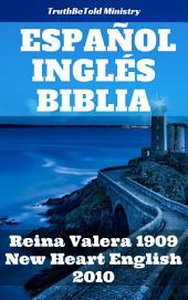 Español Inglés Biblia: Reina Valera 1909 - New Heart English 2010