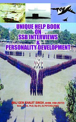 SSB Interviews   Personality Development Competitive Exam Book 2021
