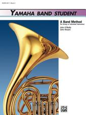 Yamaha Band Student, Book 3 for Horn in F