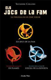 Trilogia Els jocs de la fam (pack)