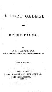 Rupert Cabell, and Other Tales