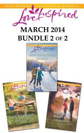Love Inspired March 2014 - Bundle 2 of 2: North Country Family\Small-Town Midwife\Protecting the Widow's Heart
