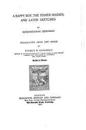 Björnson's Works: Volume 2