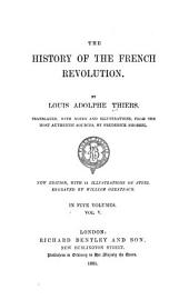 The History of the French Revolution: Volume 5