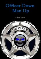 Officer Down Man Up PDF