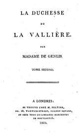 La Duchesse de la Vallière: Volume2
