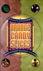 Orange Candy Slices