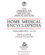 The American Medical Association Home Medical Encyclopedia PDF