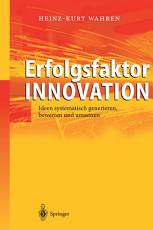 Erfolgsfaktor Innovation PDF