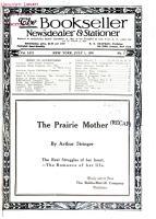 The Bookseller  Newsdealer and Stationer PDF