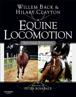 Equine Locomotion   E Book PDF